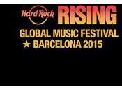 Hard Rock Rising Barcelona tendrá Kings Leon, Lenny Kravitz, Juanes, Vetusta Morla, Avicii...