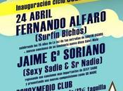 Ciclo Sound Camp: Fernando Alfaro Jaime Soriano (24.Abril.2015)
