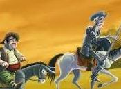 años pegan Quijote