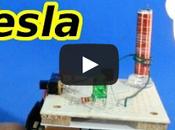 Micro Bobina Tesla