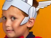 Disfraces infantiles caseros superhéroes Marvel, fáciles hacer