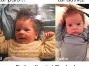 Shakira compara hijo Sasha Piqué