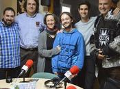 Biblioteca Encantada 160, María Juan, Chema Rodríguez-Calderón, Jacinto Bono Carlos Álvarez