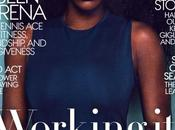 Serena Williams nueva portada Vogue Estado Unidos