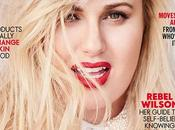 Rebel Wilson posa para Elle Australia
