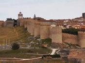 viaje pasado murallas Ávila