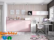 Crea dormitorio juvenil para princesas