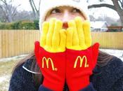 guantes McDonald's