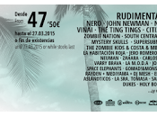 Arenal Sound 2015: Mika, Have Band, Mystery Skulls, Ángel Stanich, Bigott, Sunset Sons...
