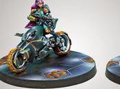 Cazarrecompensas moto para Mercenarios(Infinity)