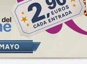 Nueva Fiesta Cine! Mayo