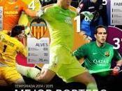 Diego Alves desbanca Julián trono Liga BBVA