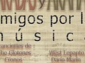 Paradas Arahal, Amigos música