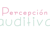 Percepción auditiva todas áreas