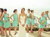 Bodas color Aquamarina