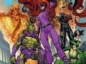 Tritón, Johnny Storm estarán Uncanny Inhumans