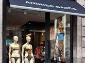 Andrés Sardá abre boutique Barcelona lencería lujo moda baño
