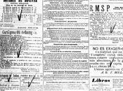 Fuentes prensa cartagena 1912 (periodico porvenir)