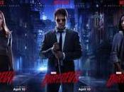 'Marvel's Daredevil' Pósters individuales nueva serie Netflix