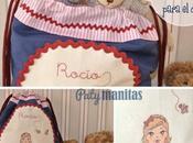 nueva bolsa... muñeca