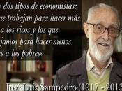 Recordando José Luis Sampedro #JoseLuisSampedro