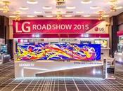 presenta nueva línea productos RoadShow 2015