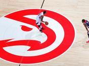 Pillos roban banco para jugar Atlanta Hawks