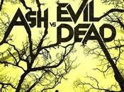 Evil Dead trailer teaser póster.