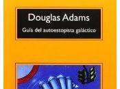 Guía autoestopista galáctico, Douglas Adams