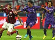 Fiorentina Milan lucharán descolgarse