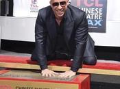 Paul Diesel deja huellas Hollywood