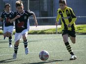 Ames 2015 Alevín: Torneo para Coruña manos Victoria C.F.