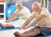 Decadencia caída: prevención lesiones para personas mayores