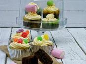 Cupcakes choco chuches junto curso gratis fotografía