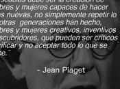 Jean Piaget sobre educación