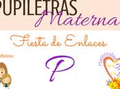 Pupiletras maternal: Maternidad