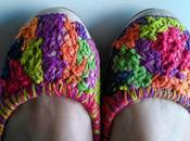 Customizar unos zapatos