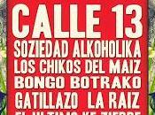 Grani Rock 2015 tendrá Calle Soziedad Alkoholika, Chikos Maíz, Gatillazo, Bongo Botrako...
