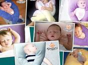 Almohada Brazos Protectores ABRAZARTE. Para bebés desde nacimiento adelante.