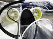 Aviones eléctricos allá coches