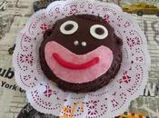 Tarta mono chocolate