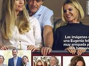Eugenia Martínez Irujo, Lara Álvarez, Genoveva Casanova Flores, revista 'Love' esta semana