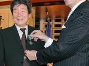Isao Takahata recibe prestigiosa Orden Artes Letras francesas