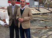obras mercado agroalimentario Sabor Málaga, Coin, están ejecución inversión 336.000 euros