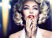 Candice Swanepoel Marilyn Monroe para Factor