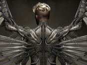 Arte Conceptual Angel Para X-Men: Apocalypse