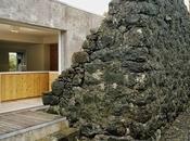 antigua ruina casa vacaciones contemporánea Azores