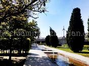 Jardín Turia, pulmón verde Valencia