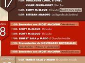 Planeta Cómic Salón Barcelona 2015 Horarios firmas.