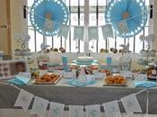 Mesa dulce para primer cumpleaños Iago